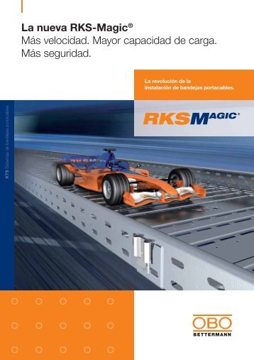 La nueva RKS-Magic® - OBO Bettermann