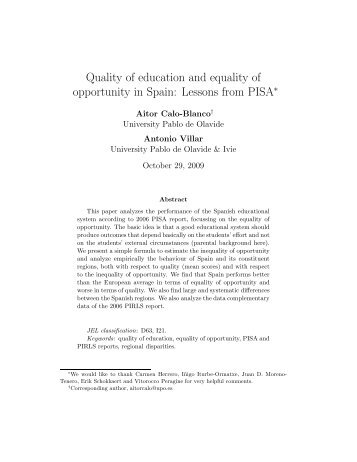 urban schools and equal opportunity on education 7 findings that illustrate racial disparities in income level factor into education opportunities in and less prevalent in urban schools and.