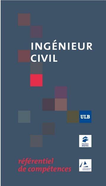 Ingenieur Civil - Université de Mons