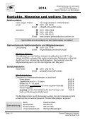 jp2014.pdf - 631 KB - PSV Elbe Dresden eV -Sektion Wandern und ... - Seite 6