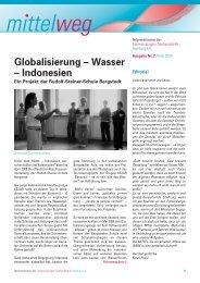 Zeitschrift GTS HH - Gemeinnützige Treuhandstelle Hamburg e.V.