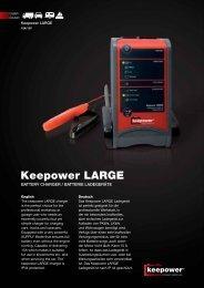 Keepower LARGE - Inelco