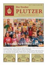 Ausgabe 2008/03 - Marktgemeinde Stoob