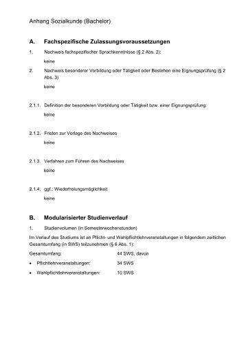 muster fr die gliederung des anhangs johannes gutenberg - Rentabilittsvorschau Muster