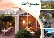 Depliant - estate 2013 - Hotel Jonathan