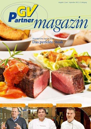 GV-Partner Magazin 2/2013 als pdf - CHEFS CULINAR