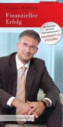 Finanzieller Erfolg - SchmidtColleg GmbH & Co. KG