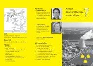 Retten Atomkraftwerke unser Klima - BÜNDNIS 90/DIE GRÜNEN ...