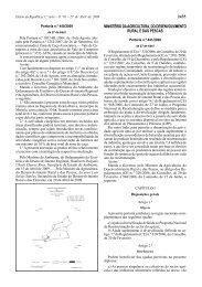 Portaria n.º 441/2009 - Diário da República Electrónico