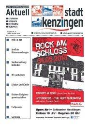Ausgabe 21 2013 - Kenzingen