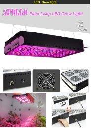 LED Grow Light(Melody-Lighting) - Melody-lighting.com
