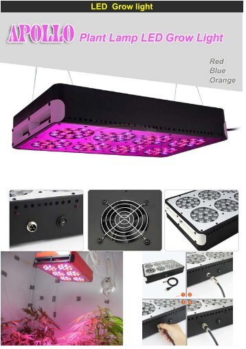 LED Grow Light(Melody-Lighting) - Melody-lighting.com