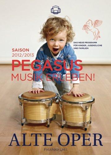 Pegasus - Alte Oper Frankfurt