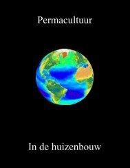 Permacultuur In de huizenbouw - Permacultuur Nederland