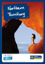 Northern Territory - Harvey World Travel