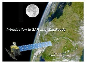 Introduction to SAR - ORNL DAAC