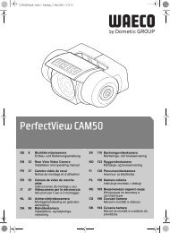 PerfectView CAM50 - Waeco
