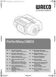 PerfectView CAM50 - Waeco