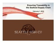 Derek Figueroa - Seafood Choices Alliance