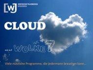 Vortrag zum Runterladen - WJ Straubing