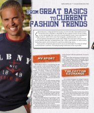 Contemporary college fall fashion options must be durable ...