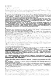 Intervento del consigliere Giuseppe Rinaldi - Ordine Architetti Di ...