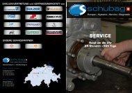 service - schubag AG