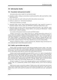 10. Informačné služby - Hornad