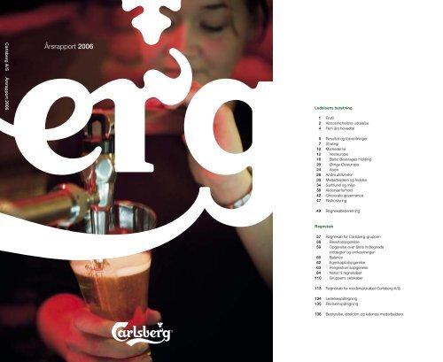 Årsrapport 2006 - Carlsberg Group