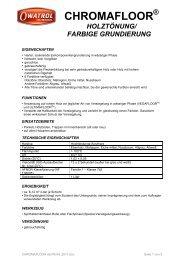 CHROMAFLOOR de PB 04_2011 - innoskins