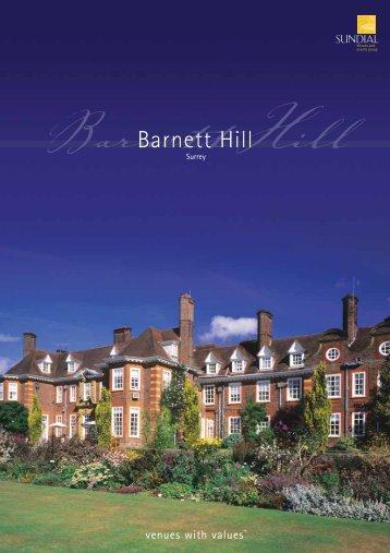 Barnett Hill - International Confex
