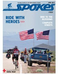 April 2011 - Spokes Magazine