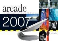 die interieur-fachzeitschrift für top-einrichter und planer - Arcade
