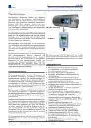 Technisches Datenblatt iCM-RP - Schneider Elektronik GmbH