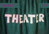 spiel theater! - Spunkmagazin