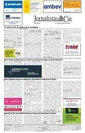 TV Cultura corta 50, sendo sete no Jornalismo ... - Jornalistas & Cia