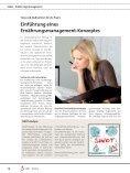 Hier Fokus 6/13: Ernährungsmanagement in Krankenhäusern - Page 7