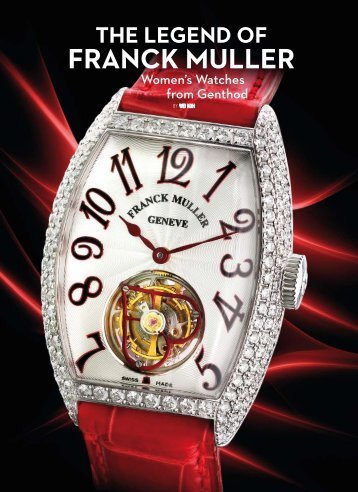 Women's Watches from Genthod - Westime