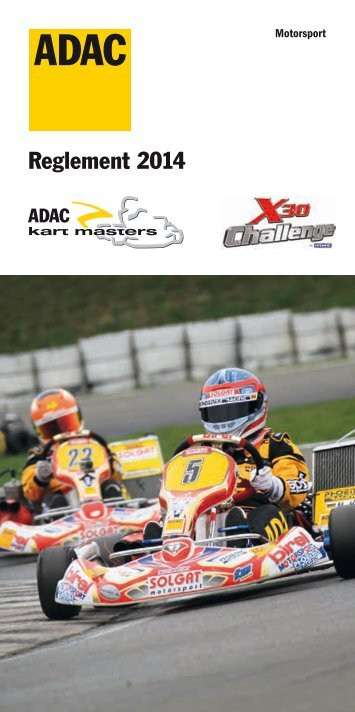 Reglement 2014 - ADAC Motorsport