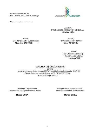 DA Convertoare.pdf - Radiocom