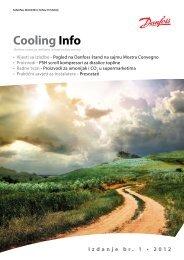 Cooling Info 1-2012 NOVO - Danfoss