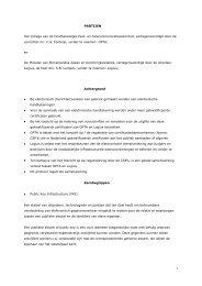 Samenwerkingsprotocol Logius-OPTA
