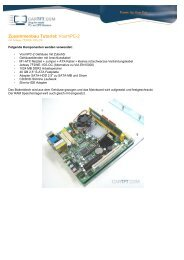 Zusammenbau Tutorial: VoomPC-2 - CarTFT.com