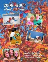 Fall /Winter Fall /Winter - Town of Clarkstown