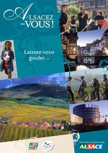 Laissez-vous guider... - Agence de développement touristique du ...