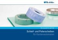 Katalog Schleif- und Polierscheiben - Bohle AG