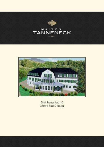 Exposé Tanneneck - Thiebach Immobilien