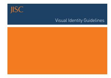 Visual Identity Guidelines - Jisc