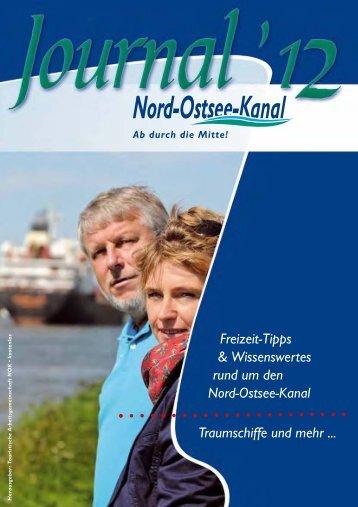 Tipp... - am Nord-Ostsee-Kanal!