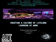 creating a culture of lifelong learning at work - Caribbean Tourism ...
